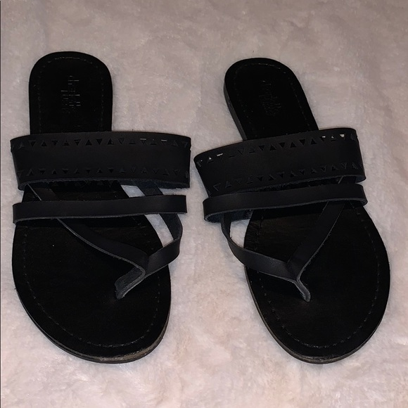 Charlotte Russe Shoes - Charlotte Russ sandals